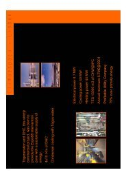 inspirational case studies - Energy Systems Research Unit