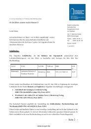 Elternbrief - Evangelisches Gymnasium Meinerzhagen