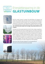 GLASTUINBOUW - PCS