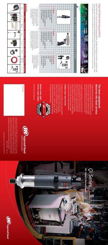 Qi Series - Ingersoll Rand