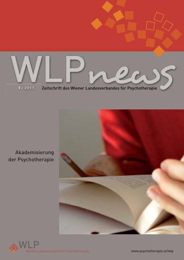 WLP News 1/2011