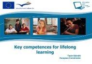 Key competences