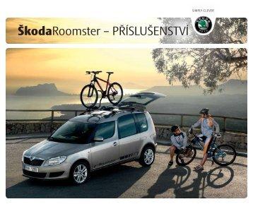ŠkodaRoomster – PŘÍSLUŠENSTVÍ - Auto Jarov