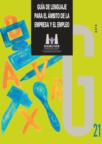 2011Emakunde5GuialenguajeAmbitoLaboral