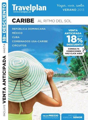 Caribe - Travelplan - Mayorista de viajes