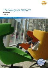 The Navigator platform - MLC