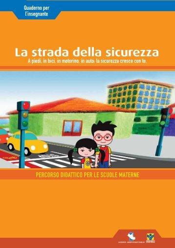 percorso didattico per le scuole materne - Agenzia di Sanità ...