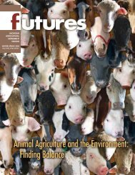 Animal Agriculture and the Environment - AgBioResearch ...