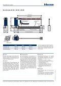 Produktinformation Torschranke AS 50 | AS 60 | AS 80 - Hacker AG - Seite 2
