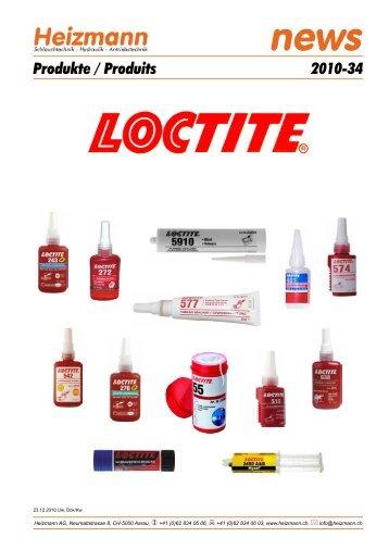 LOCTITE Produkte - Heizmann AG