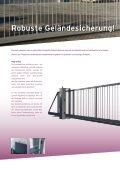 Robuste Geländesicherung! - Page 2