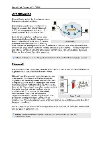 Arbeitsweise (PDF)