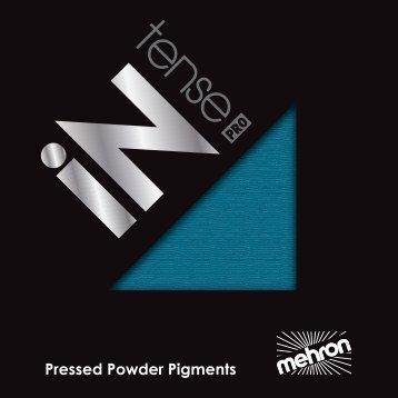 Pressed Powder Pigments - Mehron