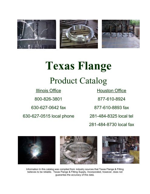 Texas Flange - piping designers   com