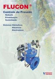 Controlo de Pressão - Valcon
