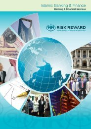 Islamic Banking & Finance 2012 - Risk Reward Limited