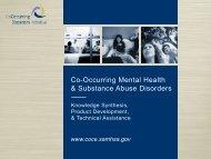 PDF 479kb - SAMHSA'S GAINS Center for Behavioral Health and ...