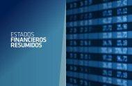 ESTADOS FINANCIEROS RESUMIDOS - Sonda