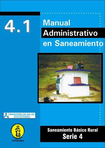 Manual Administrativo en Saneamiento - Bvs.minsa.gob.pe ...