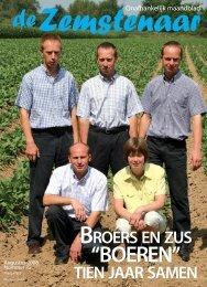 """""""Boeren"""" - De Zemstenaar"""
