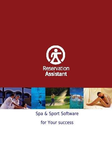Spa & Sport Software for Your success - ProTrade International doo