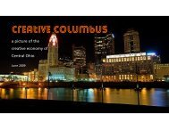 Download Creative Columbus - Greater Columbus Arts Council