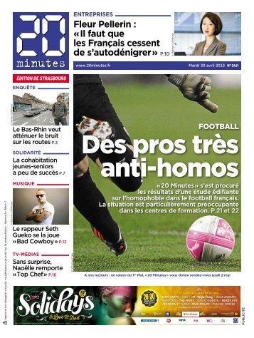 Des pros très anti-homos - 20minutes.fr