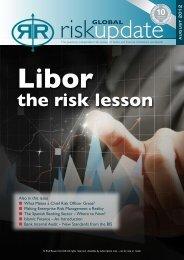 Marketing Enterprise Risk Management Reality - Risk Reward Limited