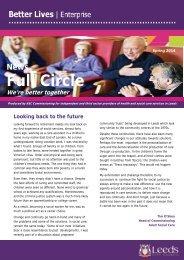 The Full Circle Newsletter Spring 2014