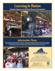 here - Railroad Museum of Pennsylvania