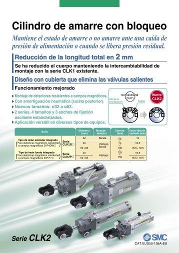 Serie CLK2 - SMC ETech