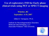 Use of exploratory IND for Early phase clinical trials using