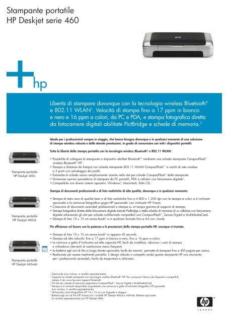 HP DESKJET DI 460 TREIBER WINDOWS 7