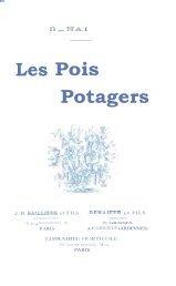 Introduction, généralités, sommaire, index - Réseau semences ...