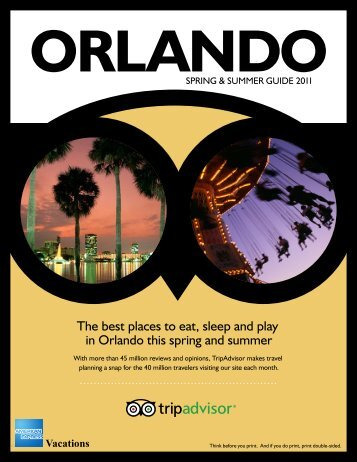 Orlando - American Express Vacations