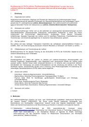 Kurzfassung zur DVO-Leitlinie 'Postmenopausale Osteoporose ...