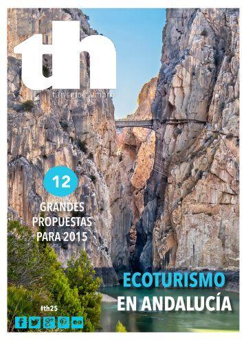Turismo Humano 25. Ecoturismo en Andalucía