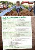 Hauptfest des Bauernherbstes in Maria Alm - Hochkoenig - Seite 2