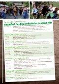 Hauptfest des Bauernherbstes in Maria Alm - Hochkoenig - Seite 4