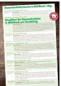 Hauptfest des Bauernherbstes in Maria Alm - Hochkoenig - Seite 5