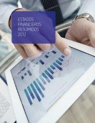 ESTADOS FINANCIEROS RESUMIDOS 2012 - Sonda