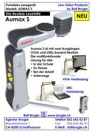 Aumax S NEU - Agentur Brogle