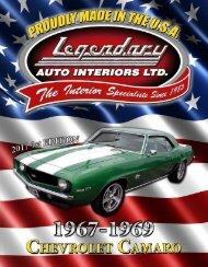 E1 - Legendary Auto Interiors, Ltd.
