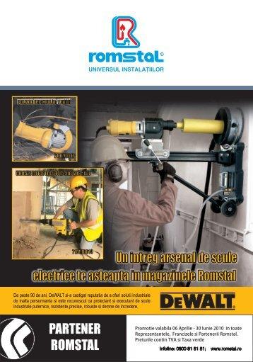 Prezentare produs - Romstal