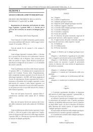 Indagini geologico - Ordine dei Geologi della Toscana