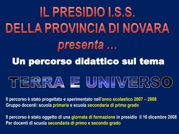 terza media (prima superiore) - USR Piemonte