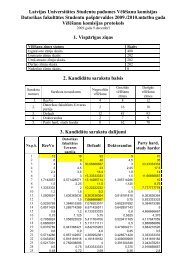 Sīkāka informācija - Fizmati