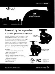 Powered by the Impossible - Boston Heating Supply