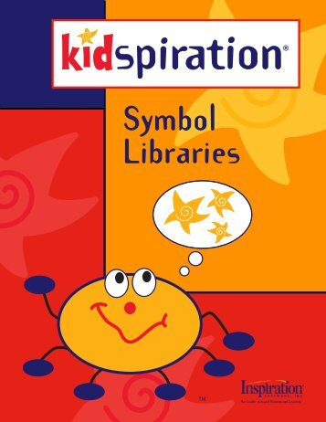 Kidspiration® Symbol Guide - St. Johns County School District