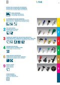 SWITCHES AND SENSORS INTERRUPTORES Y SENSORES ... - Page 3